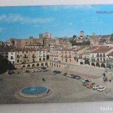 Postales: POSTAL PLAZA MAYOR DE TRUJILLO. Lote 71189509
