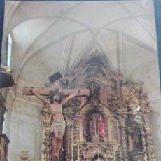 Postales: NÚMERO 2 SAN MARTÍN DE TREVEJO CRUZ BENDITA. Lote 74315934