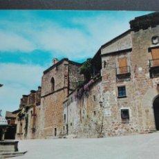 Postales: PLASENCIA PALACIO MARQUÉS DE MIRABEL. Lote 71604198
