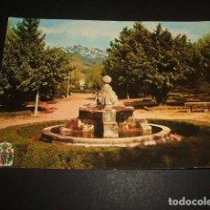 Postales: HERVAS CACERES UN RINCON DEL PARQUE. Lote 72812643