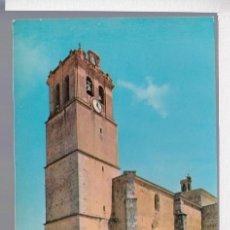 Postales: MONTIJO (BADAJOZ).- IGLESIA PARROQUIAL DE SAN PEDRO. Lote 75120891