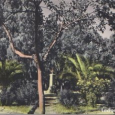 Postales: NAVALMORAL DE LA MATA (CÁCERES) PARQUE MUNICIPAL (D. CASTO LOZANO). Lote 75981331