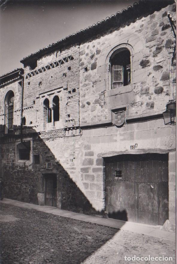 CACERES - CASA MUDÉJAR - EDICIONES ARRIBAS - ZARAGOZA (Postales - España - Extremadura Moderna (desde 1940))