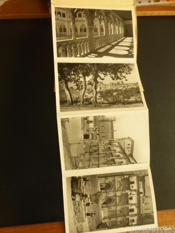 Postales: LOTE DE 15 POSTALES EN ACORDEÓN DE GUADALUPE. AÑOS 50 - Foto 2 - 76652647