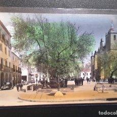 Postales: POSTAL DON BENITO - PLAZA ESPAÑA. Lote 76729267