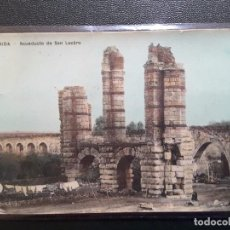 Postales: POSTAL DE MÉRIDA - ACUEDUCTO. Lote 76729307