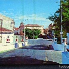 Postales: VILLANUEVA DE LA SERENA (BADAJOZ). ENTRADA A LA POBLACIÓN. POSTAL SIN CIRCULAR DEL AÑO 1968. Lote 76759571