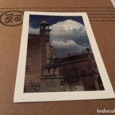 Postales: POSTAL DE TRUJILLO- FRANCISCO PIZARRO Y PLAZA MAYOR - NO ESCRITA NI CIRCULADA . Lote 78469325