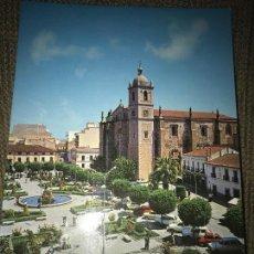 Postales: ANTIGUA POSTAL BADAJOZ DON BENITO PLAZA ESPAÑA ED ARRIBAS. Lote 78684817