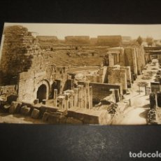 Postales: MERIDA BADAJOZ VISTA DEL TEATRO ROMANO EDICIONES ARRIBAS Nº 86. Lote 79559625