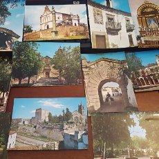 Postales: VALECIA DE ALCANTARA CACERES 12 POSTALES . Lote 79603822