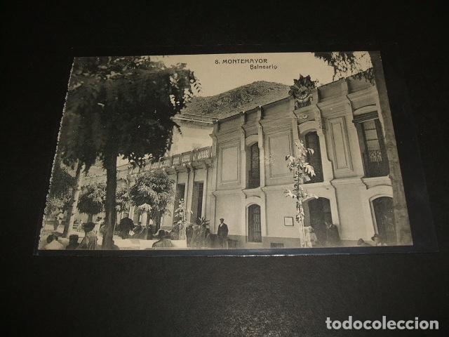 BAÑOS DE MONTEMAYOR CACERES BALNEARIO (Postales - España - Extremadura Antigua (hasta 1939))