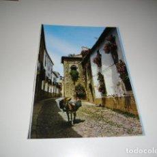 Postales: POSTAL CACERES RINCON TIPICO CAJA-49 CUALQUIER DUDA PREGUNTAR . Lote 83861796