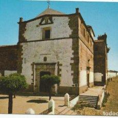 Postales: POSTAL HIGUERA LA REAL (BADAJOZ) - IGLESIA NTRO. PADRE JESÚS DE LA HUMILDAD - SURIMPRE 1971. Lote 83873592