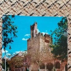 Postales: TARJETA POSTAL, POSTAL. CACERES. TORRE DE ABU-JACOB, BUJACO. Lote 84021816