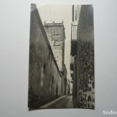 Postales: POSTAL CACERES .-CALLE TIPICA -FOTO JAVIER--ESCRITA CM. Lote 84883380