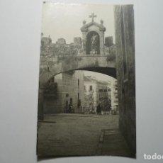 Postales: POSTAL CACERES.-ARCO DE LA ESTRELLA- FOTO JAVIER -ESCRITA CM. Lote 84883468