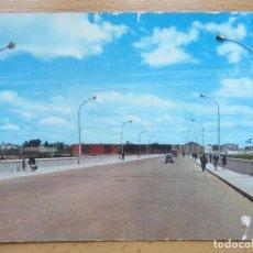 Postales: BADAJOZ - PUENTE NUEVO SOBRE RIO GUADIANA - ED ARRIBAS - Nº 2006. Lote 85223788