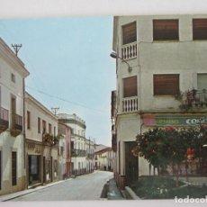 Cartes Postales: MIAJADAS. CACERES. CALLE QUEIPO DE LLANO ED POSTAL INTER Nº4. 1969.. Lote 208954801