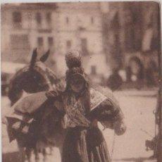 Postales: PLASENCIA (CACERES) - TIPO DEL MERCADO - EDICIÓN PEPE DIEZ - FOTÓGRAFO. Lote 86510616