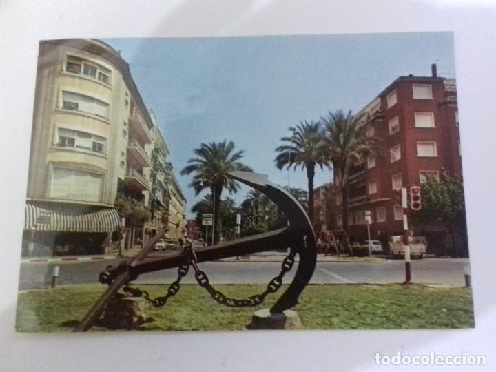 BADAJOZ-TARJETA POSTAL (Postales - España - Extremadura Moderna (desde 1940))