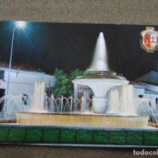 Postales: LOS SANTOS DE MAIMONA - BADAJOZ - FUENTE LUMINOSA - EDIT.EXCMO.AYUNTAMIENTO Nº 3. Lote 89087908