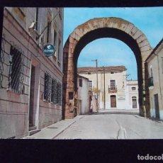 Postales: BADAJOZ-V43-MERIDA-ARCO DE TRAJANO. Lote 91119640