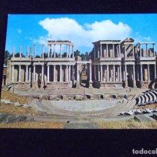 Postales: BADAJOZ-V43-MERIDA-TEATRO ROMANO. Lote 91120640