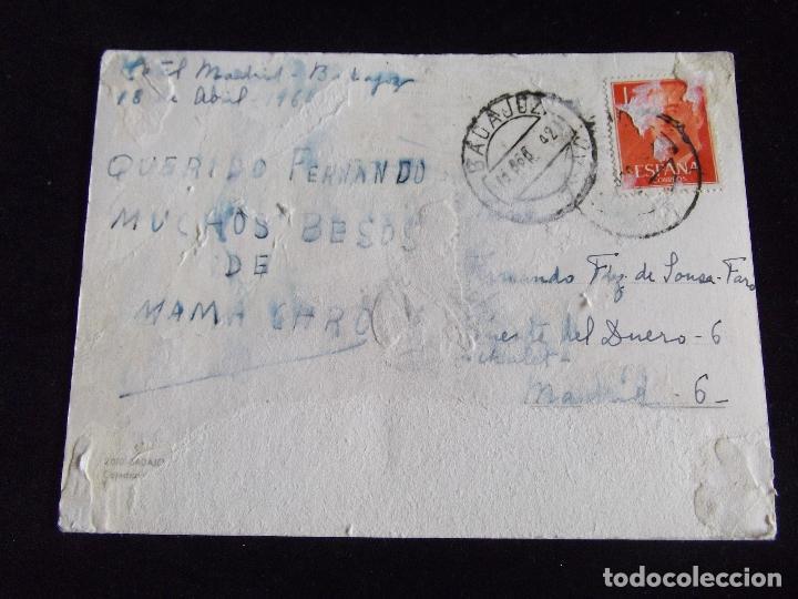 Postales: BADAJOZ-V43-CIRCULADA - Foto 2 - 91121775