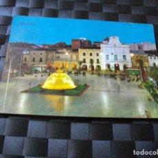 Postales: POSTAL DE MERIDA PLAZA DE ESPAÑA - LA DE LAS FOTOS VER TODAS MIS POSTALES. Lote 91707995