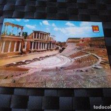 Postales: POSTAL DE MERIDA TEATRO ROMANO BONITAS VISTAS - LA DE LAS FOTOS VER TODAS MIS POSTALES. Lote 91709085