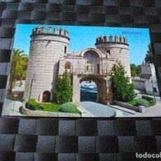 Postales: POSTAL DE BADAJOZ PUERTA PALMA BONITAS VISTAS - LA DE LAS FOTOS VER TODAS MIS POSTALES. Lote 91709790