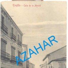 Postales: TRUJILLO, CACERES, CALLE DE LA MERCED, EDIT,DURAN. Lote 95172515