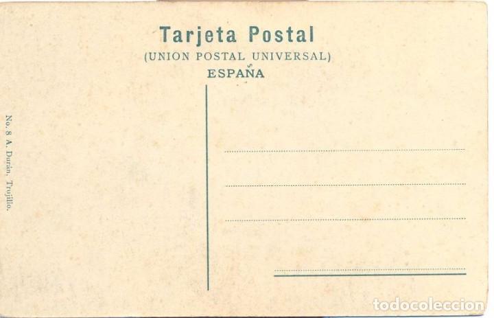 Postales: TRUJILLO, CACERES, CALLE DE LA MERCED, EDIT,DURAN - Foto 2 - 95172515