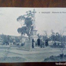 Postales: BADAJOZ. MEMORIA DE MENACHO. LA LUZ, SAN JUAN. . Lote 95767595