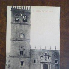 Postales: BADAJOZ-CATEDRAL. LA LUZ.. Lote 95767791