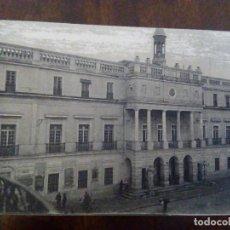 Postales: BADAJOZ. PALACIO MUNICIPAL. LA LUZ.. Lote 95768267