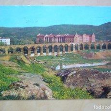 Postales: PLASENCIA (CÁCERES) - ACUEDUCTO ROMANO (ESCRITA Y CIRCULADA). Lote 95859975