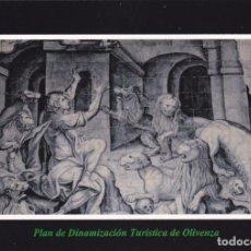 Postales: POSTAL AZULEJOS BARROCOS. CAPILLA DE LA SANTA CASA DE LA MISERICORDIA. OLIVENZA. BADAJOZ. Lote 95889411
