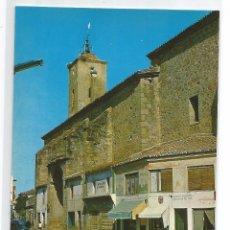 Postales: NAVALMORAL DE LA MATA .- PARROQUIA DE SAN ANDRES .- EDICIONES FITER 1967 . Lote 95970491