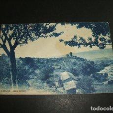 Postales: HERVAS CACERES VISTA PARCIAL. Lote 96935487