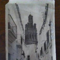 Postales: ANTIGUA POSTAL DE LLERENA, BADAJOZ.. Lote 97299751