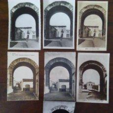 Postales: 7 POSTALES DISTINTAS DEL ARCO DE TRAJANO DE MÉRIDA. VER FOTOS.. Lote 97300267
