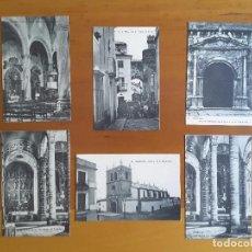 Postales: LOTE POSTALES OLIVENZA (BADAJOZ). Lote 98035771