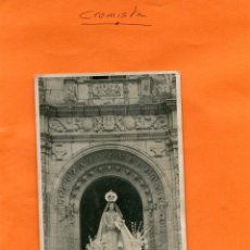 Postales: FOTO POSTAL DE LA GARROVILLA ( BADAJOZ ) - ( NTRA. SRA. DE LA CARIDAD ) -- ESCRITA // ( NOV4 ). Lote 98055127
