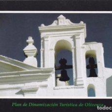 Postales: POSTAL CAMPANARIO DEL CONVENTO DE SAN FRANCISCO. OLIVENZA. BADAJOZ. Lote 98596071