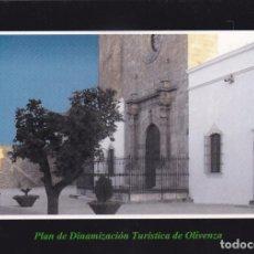 Postales: POSTAL PLAZA DE SANTA MARIA DEL CASTILLO. OLIVENZA. BADAJOZ. Lote 98596115