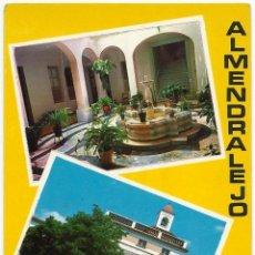 Postales: ALMENDRALEJO.. Lote 98650779
