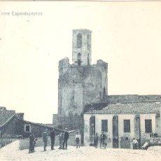 Postales: BADAJOZ TORRE ESPANTAPERROS 1926. Lote 99466703