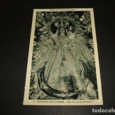 Postales: FREGENAL DE LA SIERRA BADAJOZ NUESTRA SEÑORA DE LOS REMEDIOS. Lote 99968747